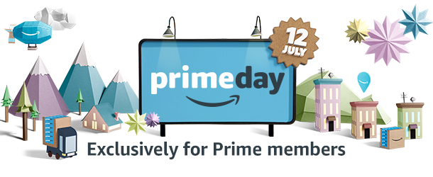 Prime Day is July 12. The deals are everywhere!