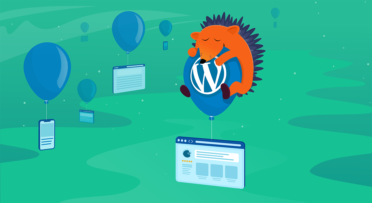 WordPress' Epic 18th Birthday Sale