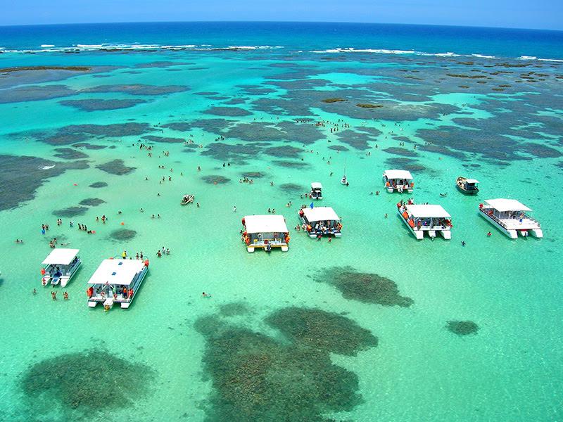 destinos baratos de praia no Brasil: maragogi
