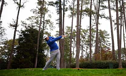 The Masters: day three!