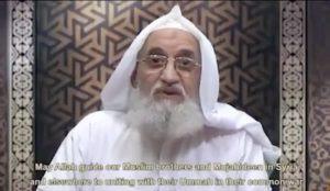 Reported dead last November, al-Qaeda top dog al-Zawahiri issues new video