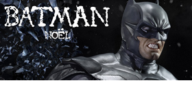 PRIME 1 ARKHAM ORIGINS BATMAN NOEL STATUE