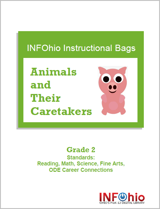Animals And Their Caretakers Cover