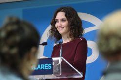 PERFIL | Isabel Díaz Ayuso, la fiel escudera de Casado que luchará cuerpo a cuerpo contra Vox en la Comunidad de Madrid