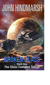 Broken Glass by John Hindmarsh