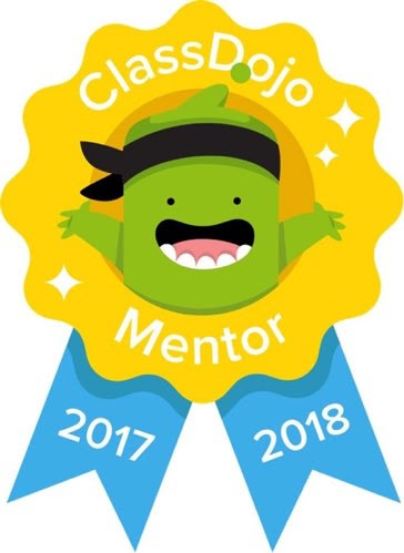 You're now a ClassDojo Mentor