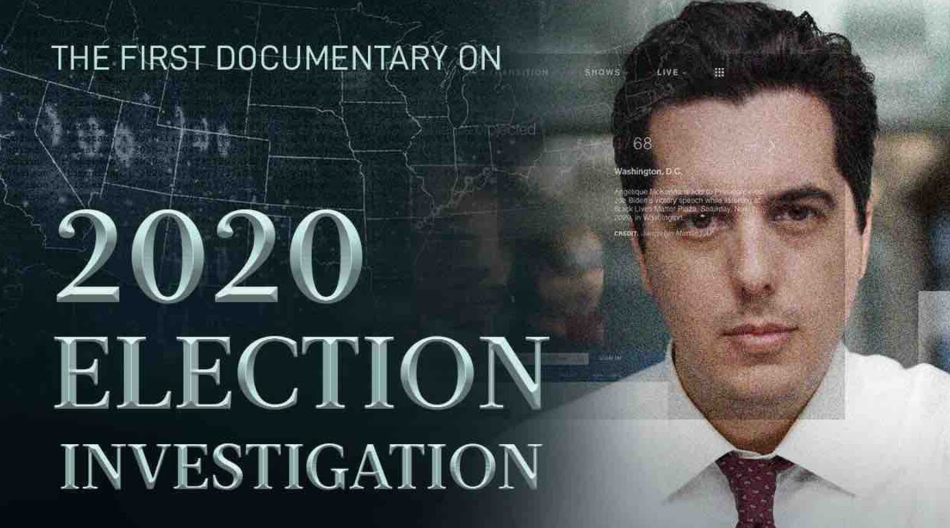 2020 Election Investigation: Who is Stealing America? AUUooaUcwW