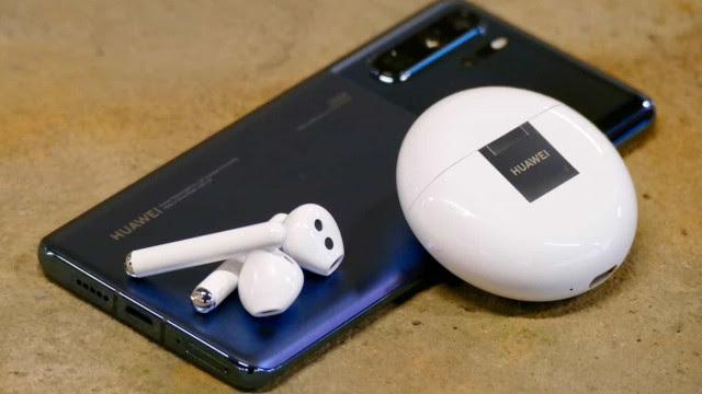 Huawei poderá vir a lançar novos rivais para os AirPods