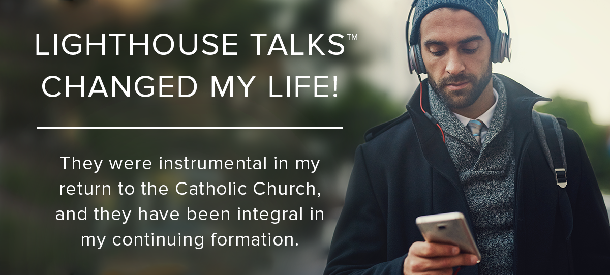 Lighthouse Talks changed my life!