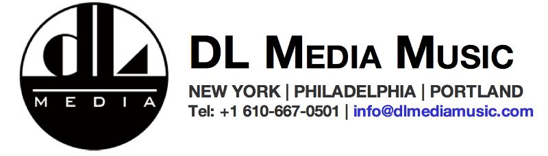 DL Media logo banner