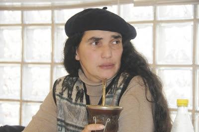"""Fernanda Aguirre: """"Pretenden amedrentar a los defensores de los Derechos Humanos"""""""