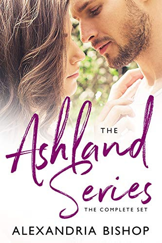 Cover for 'The Ashland Series Box Set (Books 1-4)'