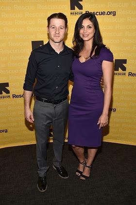 Morena Baccarin and Ben McKenzie