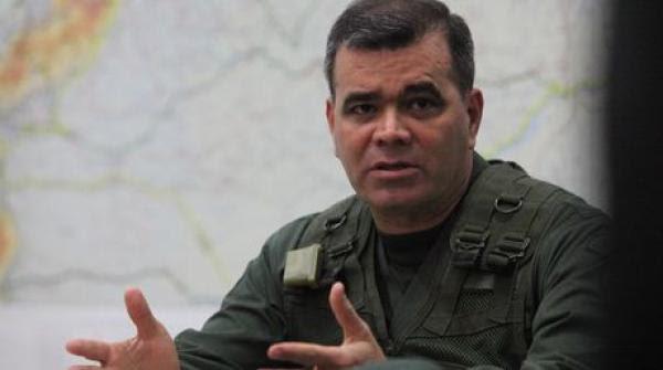El jefe del Comando Estratégico Operacional, Vladimir Padrino López