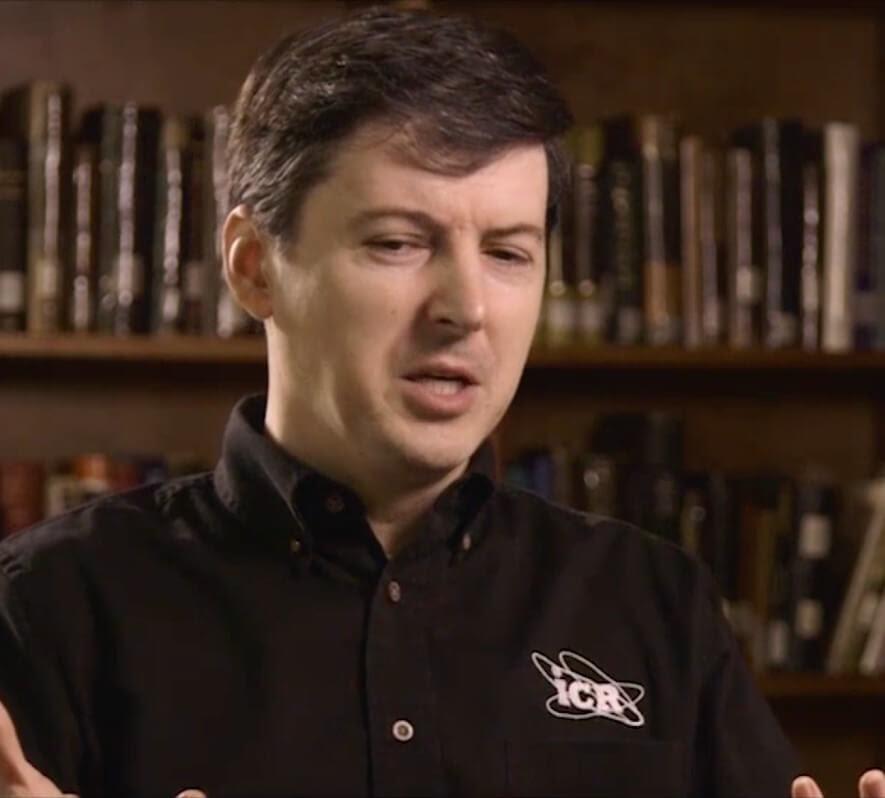 Dr Jason Lisle