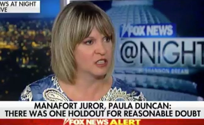 One Juror Stopped Manafort From Being Convicted on All Counts