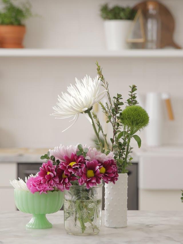 3 cách cắm hoa vừa đơn giản lại vừa đẹp khiến ai cũng phải xuýt xoa - Ảnh 8.