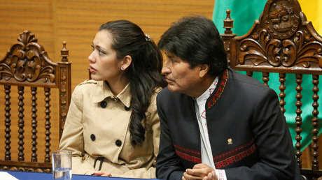 Adriana Salvatierra afirma que no renunció al Senado de Bolivia y le impiden el acceso al Parlamento