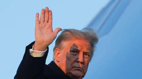Trump insiste en la necesidad de designar un fiscal especial que investigue el fraude en las elecciones