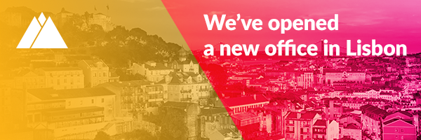 Today, we opened our first International Office in Lisbon. We're incredibly excited to have a new home in the same city as our flagship event, and we're celebrating by giving you all a one-off chance to get half-price tickets to Web Summit.