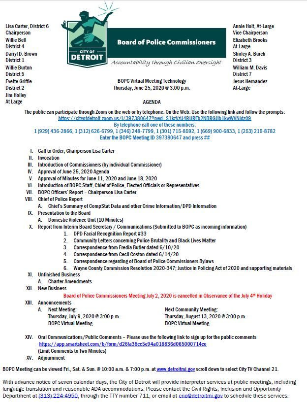 Agenda_June 25th 2020