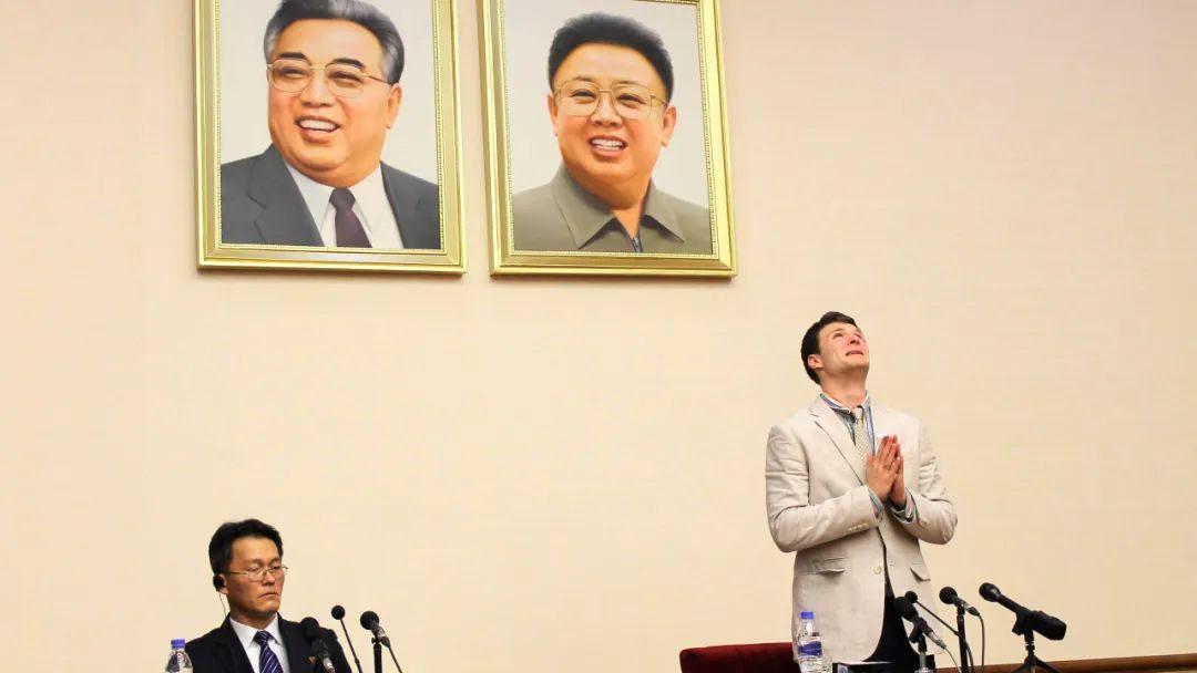 一对丧子父母对朝鲜的复仇 大象公会