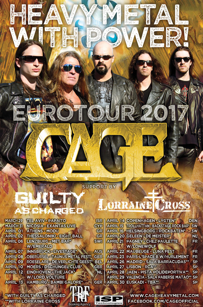 610a5d29-07ba-4fc6-90c5-6406327de0e0 CAGE Announce European Tour Dates 2017
