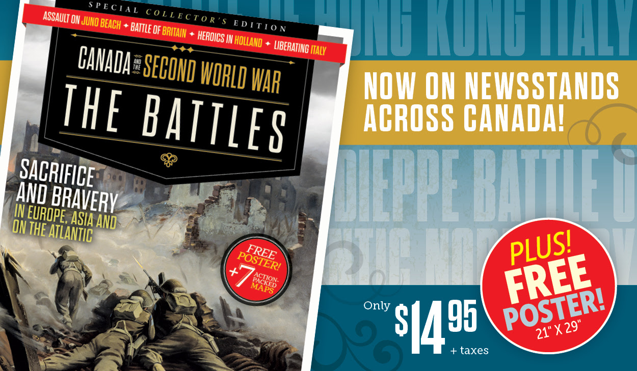 Canada and the Second World War: The Battles