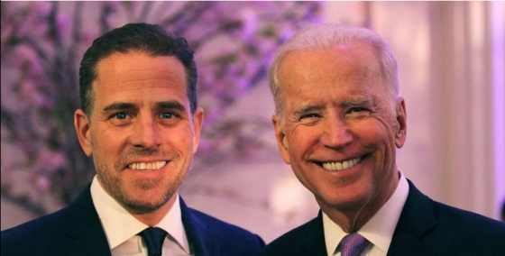 Joe Biden 'Pulled a Hillary': Sent Government Info Under Fake Email Name to Hunter Biden Image-1619
