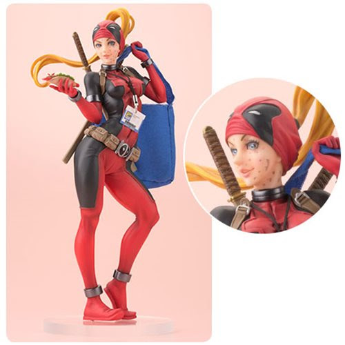 Image of Deadpool - Lady Deadpool Variant Bishoujo Statue