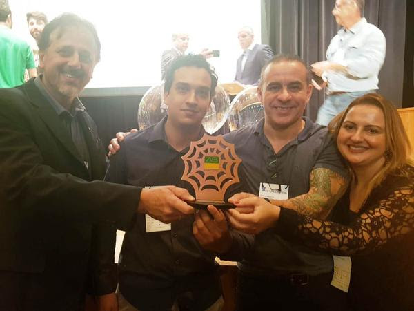 TurboMKT conquistou o terceiro lugar do Prêmio ABComm de Inovação Digital (Gisele Bonaroski)