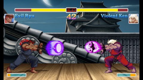 The newest iteration of Street Fighter II in 10 years, the Ultra Street Fighter II: The Final Challe ...