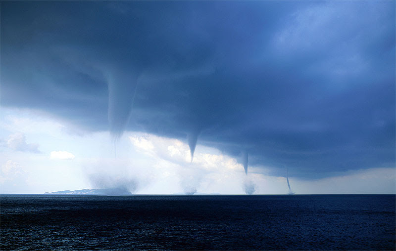 http://twistedsifter.com/2013/08/waterspouts-over-the-adriatic/