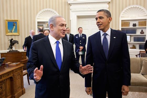 Netanyahu Obama 2