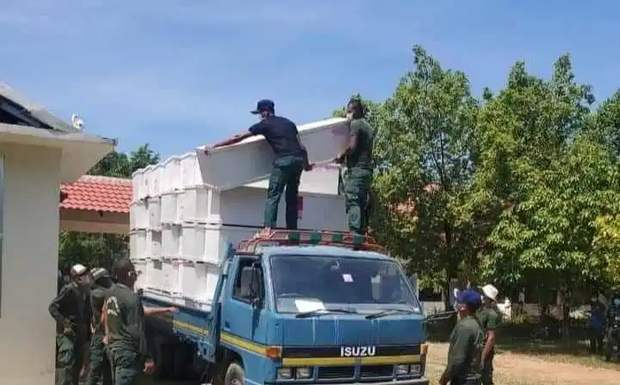 Cambodia Orders 3,000 Coffins from Thailand as COVID-19 Death Toll Rises