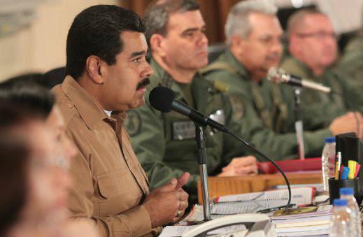 """El mandatario nacional indicó que la manifestación unánime de apoyo a Venezuela por parte de los gobiernos de Suramérica, """"son expresiones de los pueblos""""."""