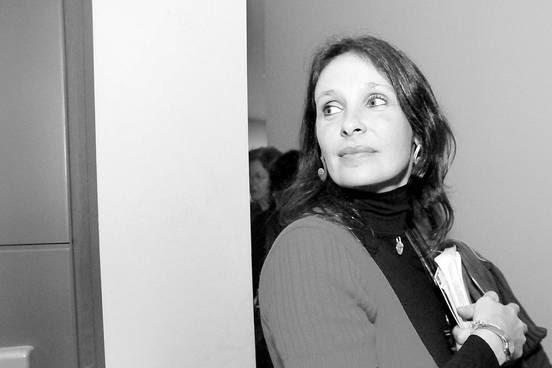 Mariana Zaffaroni. Foto: Victoria Rodríguez (archivo, mayo de 2011)