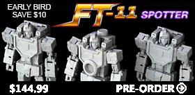 FANS TOYS FT-11 SPOTTER