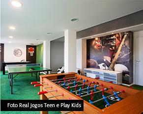 Foto Real Jogos Teen e Play Kids