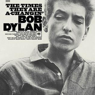 Image result for bob dylan the times they are a changin
