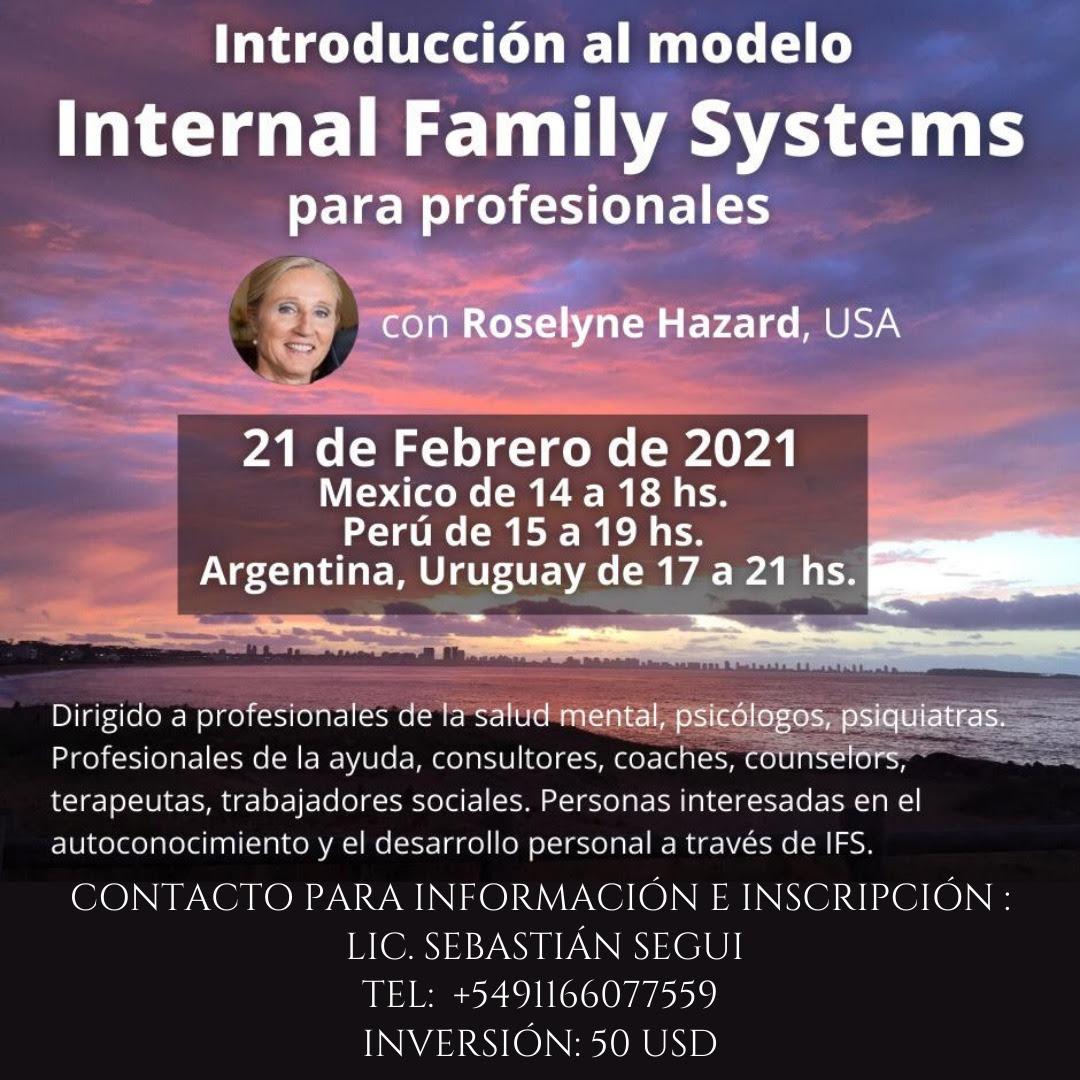 Introducción al modelo Internal Family Systems