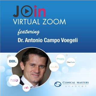 Webinar featuring Dr. Campo Voegeli