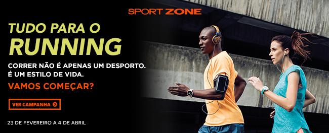 Tudo para o Running - SportZone