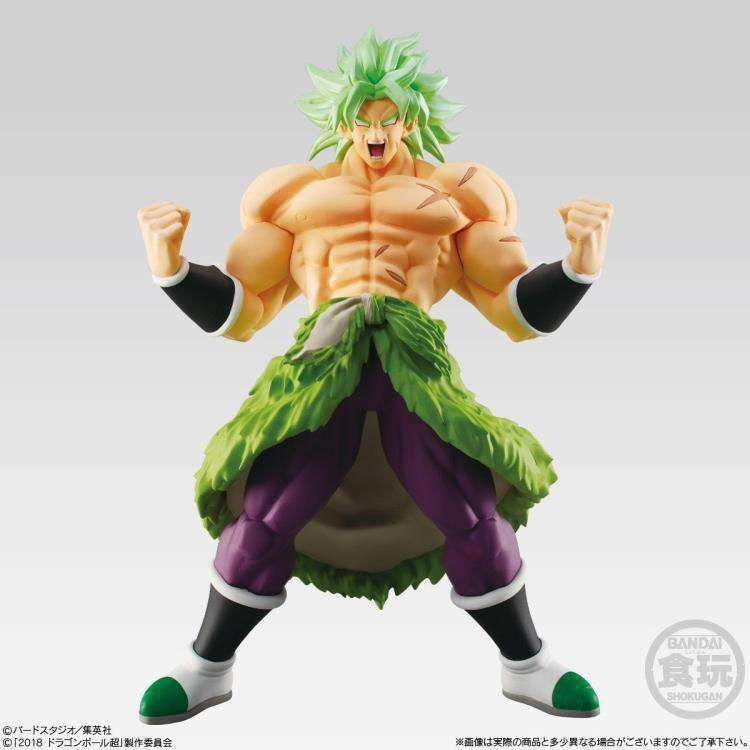 Image of Dragon Ball Super Styling Super Saiyan Broly (Full Power) - JUNE 2019