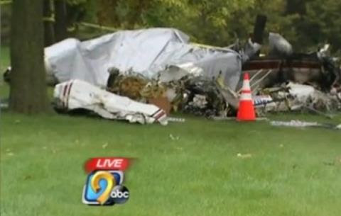 U.S. Senate Candidate Dies in Plane Crash