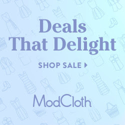 Mod Cloth: Nab Your Fave Dress...