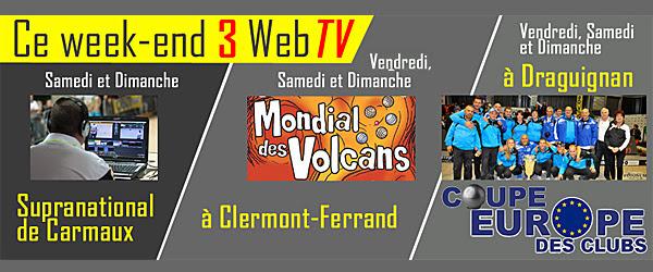 WebTV Pétanque