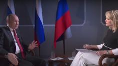 Poutine envoie une journaliste dans les cordes