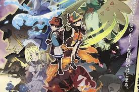 Image result for pokemon ultra sun and moon