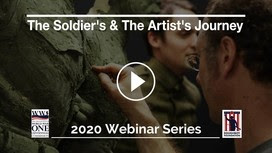 Thumbnail for The Soldier's and Artist's Journey Webinar